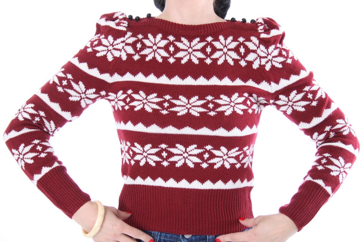 30er 40er retro kristall norweger pullover jumper for Norweger strickmuster